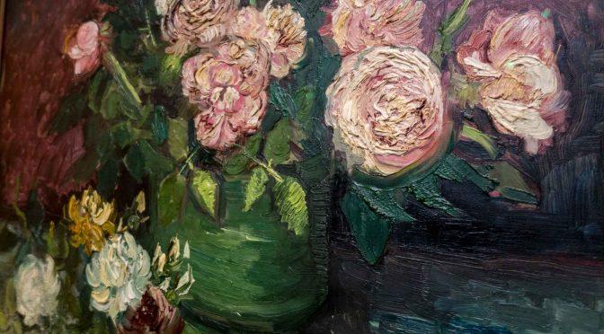 Vincent Van Gogh & Glenn Brown